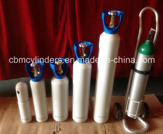 China Mixed Sizes of Medical Oxygen Cylinders - China Mixed