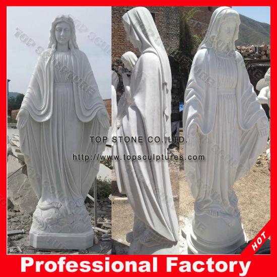 Mother Maria\Virgin Mary Statue For Garden Or Church