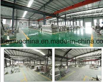 Chinese Factory Direct Animal Pet Food Production Extruder