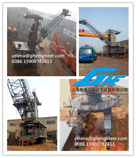 High Portal Crane Use on Port pictures & photos