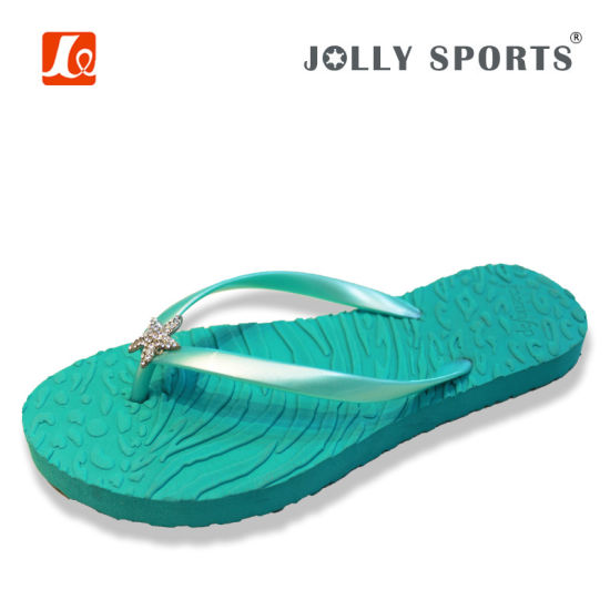 2016 New Style Summer Flip Flop Slippers for Women pictures & photos