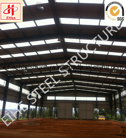 Environmental and Customization Sized Steel Structure Warehouse pictures & photos