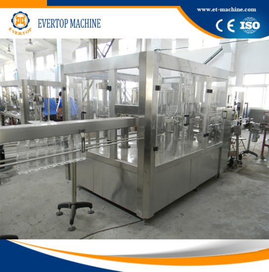 Mineral Water Washing Filling Capping Machine pictures & photos
