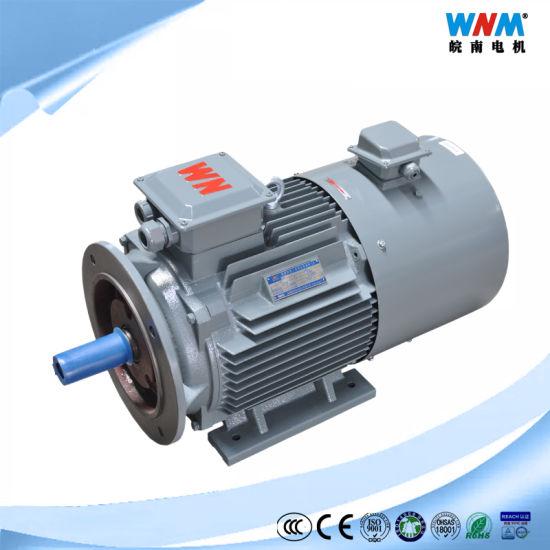 Variable Frequency VFD Control Three Phase AC Eletcric Motor Yxvf90 0.37kw 0.55kw 0.75kw 1.1kw 1.5kw 2.2kw Wnm Motor
