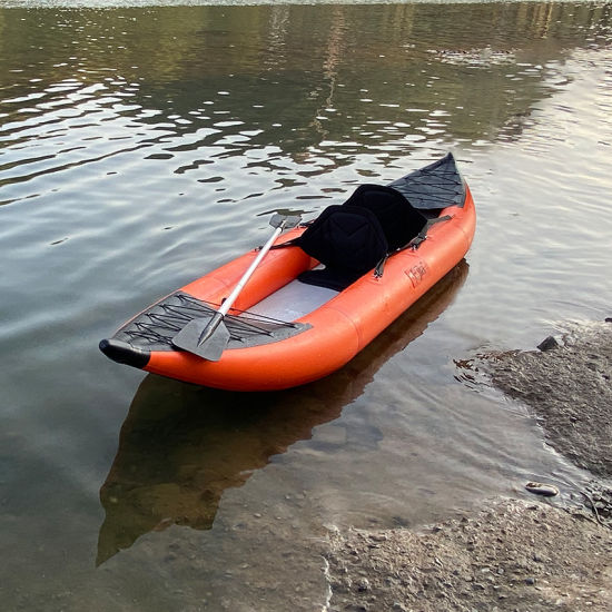 Hot Sale China Factory PVC Inflatable Boat High Quality Rigid Inflatable Boat Kayak for Sale