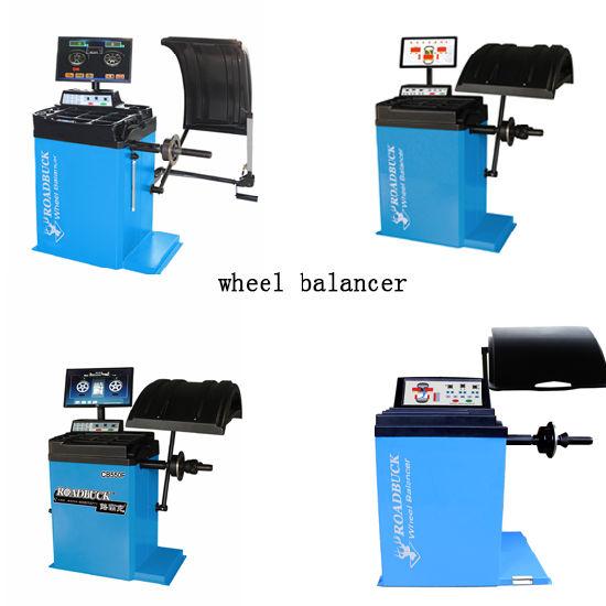 Tire Workshop Machines Standard Wheel Balancer Factory
