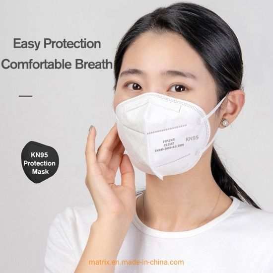 Wholesale KN95 Face Masks FFP2 with Valid White List
