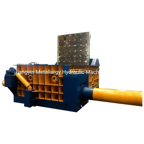 Y81f-250 Waste Metal Baler Scrap Compactor (CE)