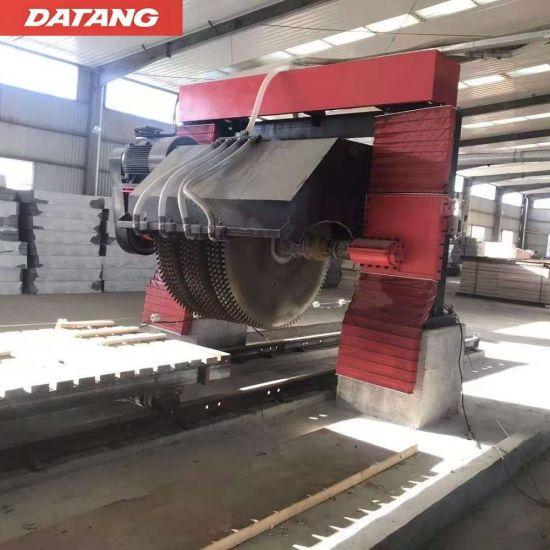Datang Multi Blade Granite Curb Kerb Stone Cutting Machine Price