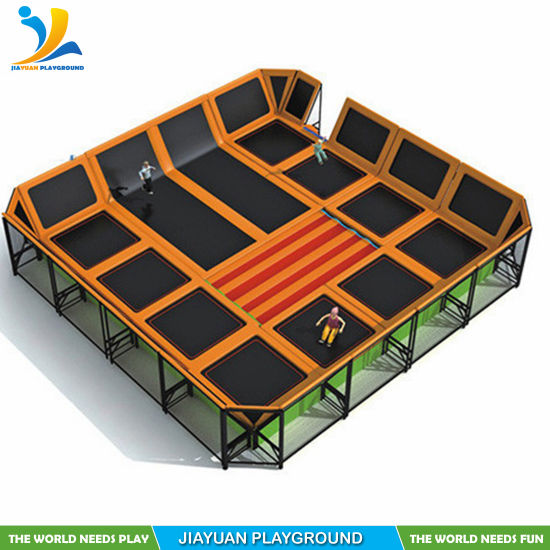 Extreme Trampoline Park for Children