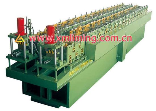Liming Double-Side Roll Forming Machine for Door Guide Rail