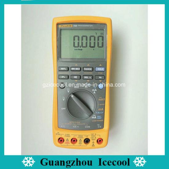 Original and New Fluke 789 Process Meter Fluke789 Loop Calibrator