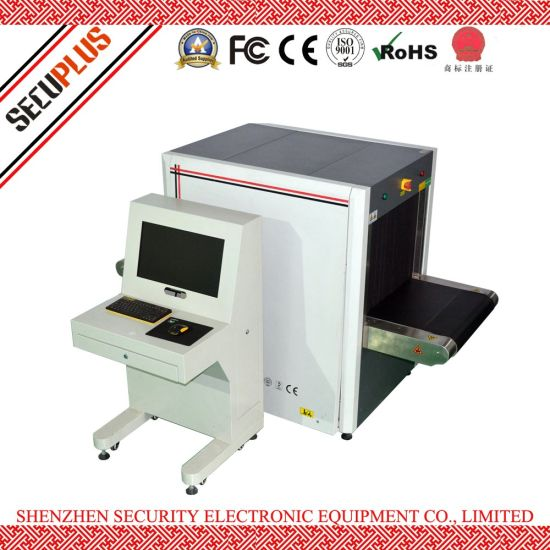 Airport X-ray Machine SPX6550 Luggage X ray Scanner