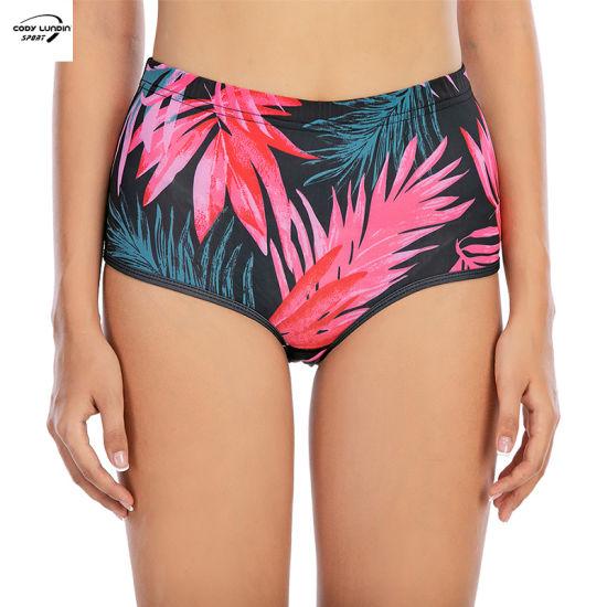 Cody Lundin Womens Spandex Swim Shorts Custom Full Print Surfer Board Shorts