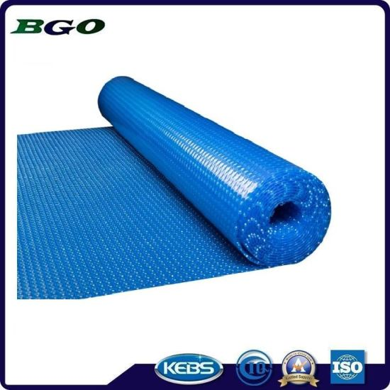 PE Bubble Film Swimming Pool Solar Cover pictures & photos