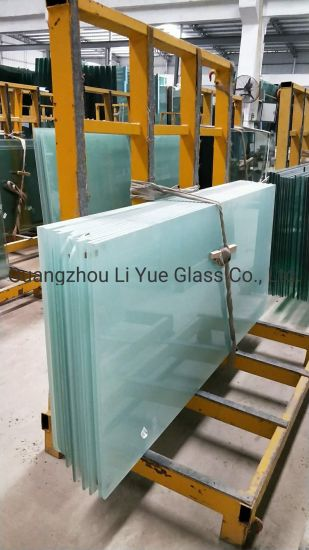 Tempered Glass/Frosted Glass for Shower Room Door Panels pictures & photos