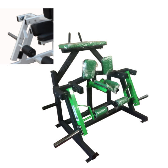 Comercial Gym Equipment ISO-Lateral Kneeling Leg Curl