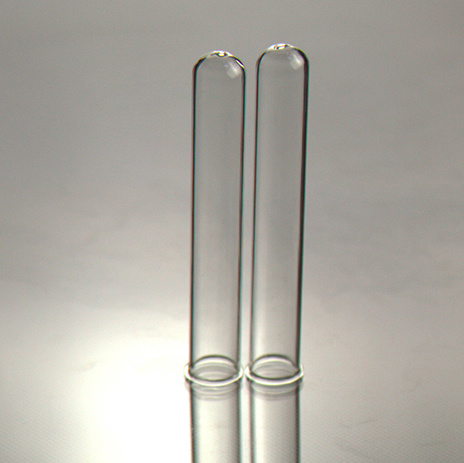 Superiorquality End Closed Heat Resistant Quartz Glass Tube