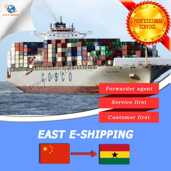 Shipping Freight From China to Ghana pictures & photos