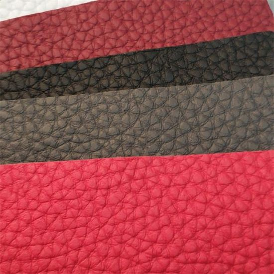 Most Popular Car Seat Leather Sofa Rexine Leather PVC Artifical Leather High Quality Imitation Antique Fake PVC Leather Fabric Grain Leather for/Sofa/Car pictures & photos