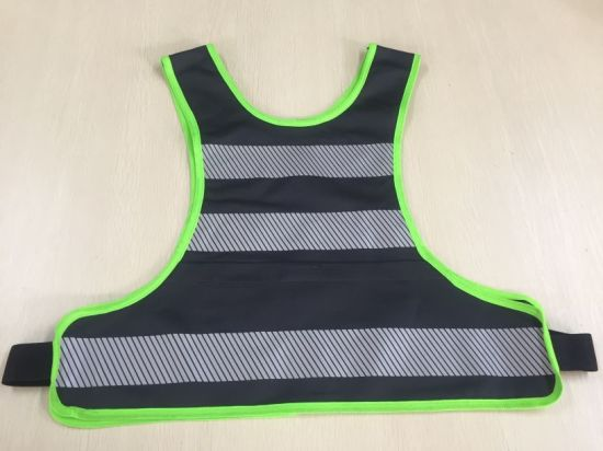 High Visibility Workwear Safety Vest with En20471