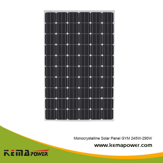 85W TUV Monocrystalline High Efficiency Long Life PV Solar Module pictures & photos