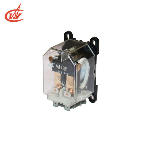 Wj Good Quality Reasonable Price High Power Relay for Regualator