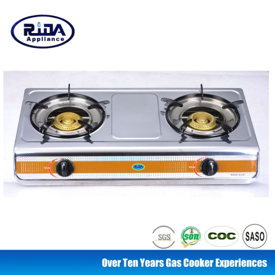 Honeycome Burner Cast Iron Material Gas Cooker