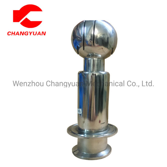 Stainless Steel Rotary Cleaning Ball pictures & photos