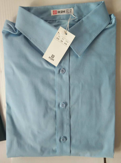 Long Sleeve Fashion Men Dress Shirt
