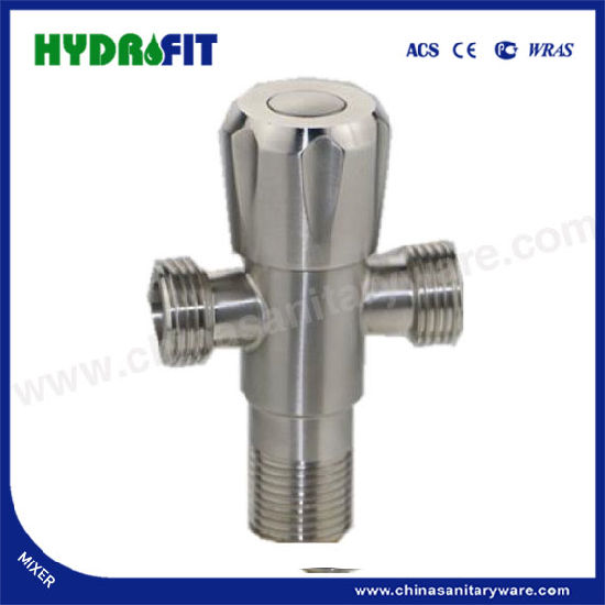 Stainless Steel 304 Durable Angle Valve with High Quality (FT8801)