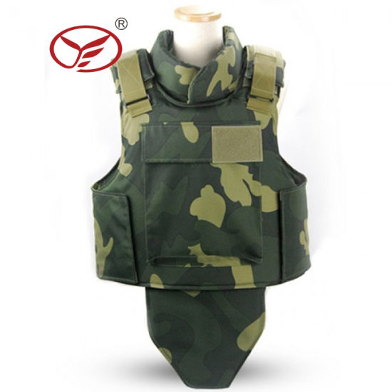 Wholesale Military Security Camouflage Tactical Bullet-Proof Vest