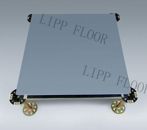 600 Full Galvanized Steel Encased Calcium Sulphate Anti Static Floor Panel Chipboard
