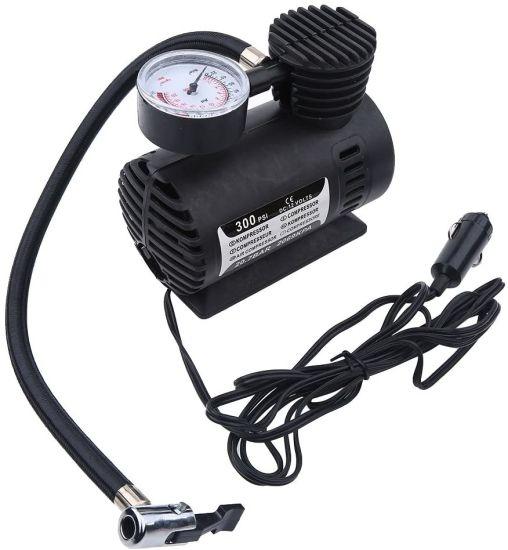 Portable Electric Air Pump Tire Inflator Air Compressor Pump