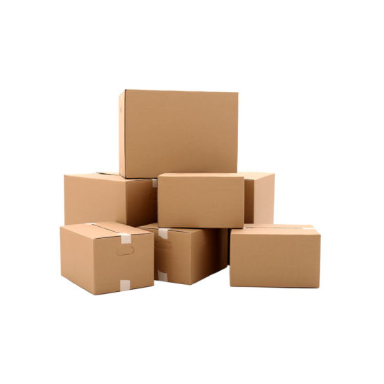 China Factory Custom Corrugated Shipping Box Carton Packaging Boxes