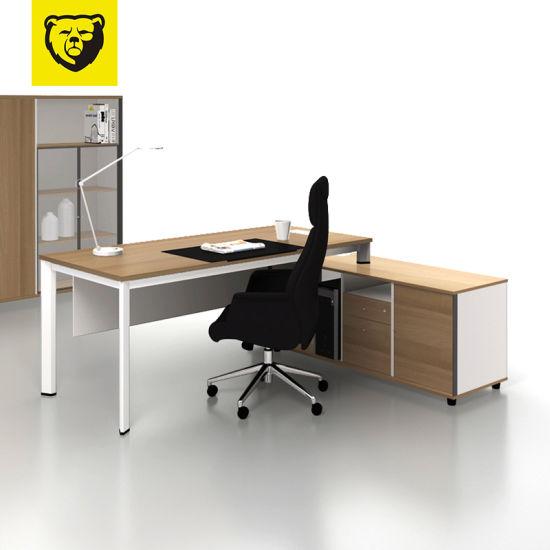 Executive Office Desk Furniture, Industrial Office Furniture