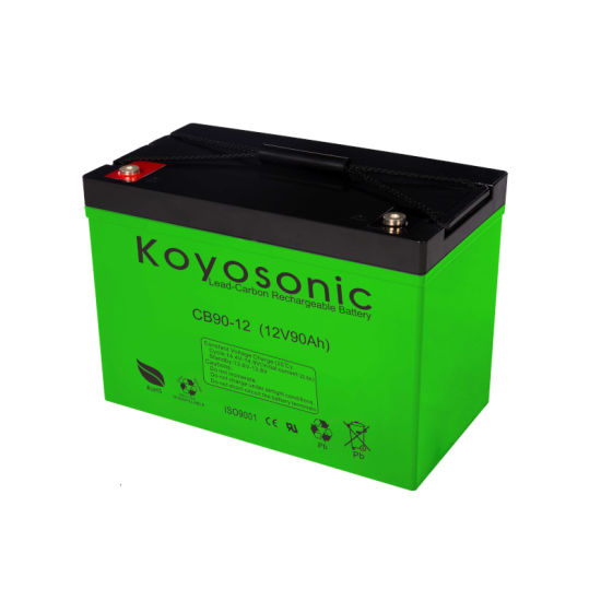 12V 100ah Battery Deep Cycle Battery Lead Crystal Battery Lead Carbon Battery