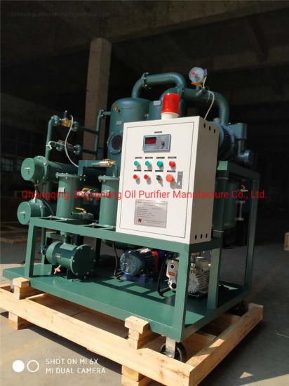 Mobile Transformer Oil Purifier Dielectric Oil Filtration