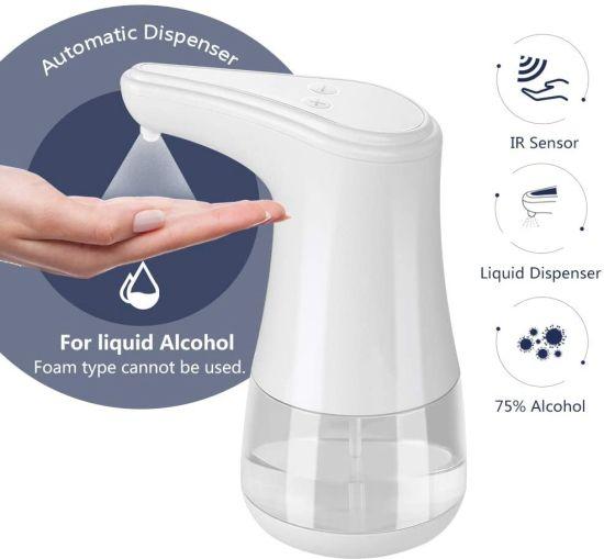 Touchless Automatic Induction Soap Dispenser Multifunctional Foam Soap Dispenser