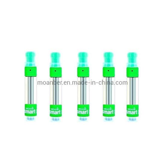 Made in China Factory Price New Design Smart Carts Cartridge 1 0ml Vape Pen  Glass Cartridge Smart Vape