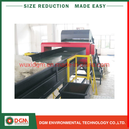 Plastic Pet HDPE Bottle Flakes PP LLDPE LDPE Woven Bag Agricultrual Film Washing Recycling Line