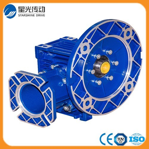 Aluminum Die Casting Worm Reducer with B5 B14 Flange