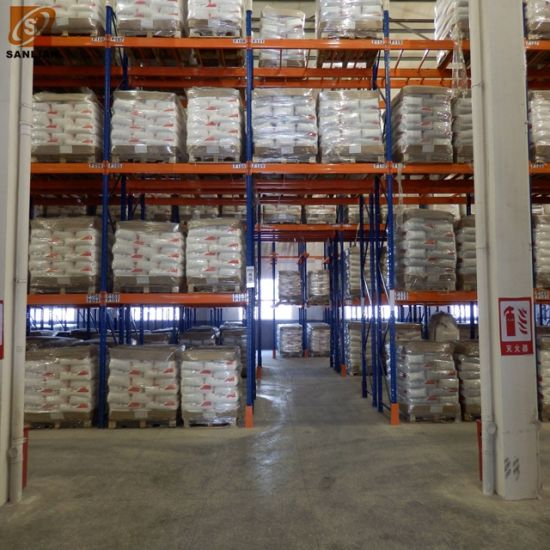 Heavy Duty Pallet Metal Steel Racking with High Quality and Safety