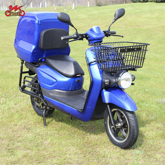 2019 China Made E-Scooter EEC Approved E-Motorcycle Big Power Fast Speed Pizza Delivery Electric Motor Scooter