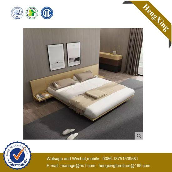 Foshan Kids Bunk Bedroom Bed MDF MFC Wooden School Children Furniture UL-9be579