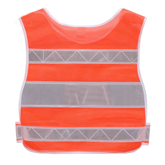 Quality Safety Vest Traffic Fluorescent Vest Reflector Vest Reflector Vest pictures & photos