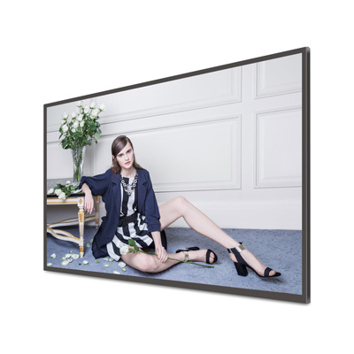 75inch LCD Ultra-Narrow Digital Signage Display pictures & photos