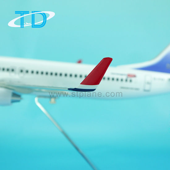 China Scale Model Aircraft Boeing 737-800 Aeroplane