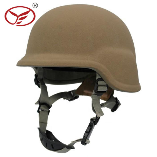 Bulletproof Ballistic Aramid Boltless Pasgt Nij Iiia Helmet for Tactical