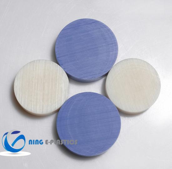 Casting Nylon Rod in Blue Colour